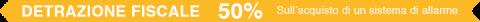 agevolazione fiscale 50%