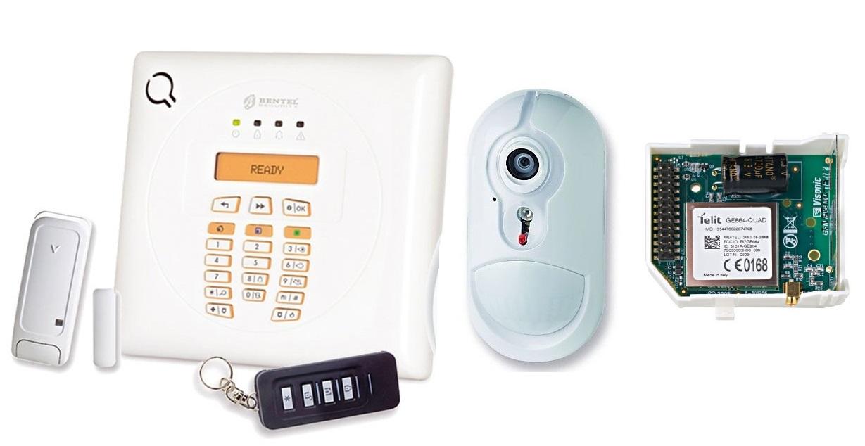 Offerta allarme bentel bw30 868 869 esi sistemi di for Dsc allarmi
